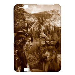 Native American Kindle Fire Hd 8 9  Hardshell Case by boho