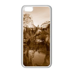 Native American Apple Iphone 5c Seamless Case (white) by boho