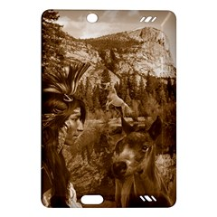Native American Kindle Fire Hd (2013) Hardshell Case by boho