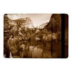 Native American Samsung Galaxy Tab Pro 10 1  Flip Case by boho