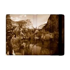 Native American Apple Ipad Mini 2 Flip Case by boho