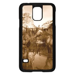 Native American Samsung Galaxy S5 Case (black)