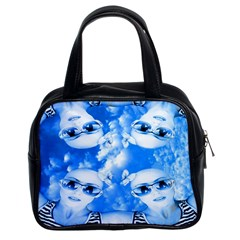 Skydivers Classic Handbag (two Sides) by icarusismartdesigns