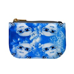 Skydivers Coin Change Purse by icarusismartdesigns