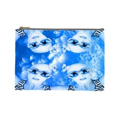 Skydivers Cosmetic Bag (large) by icarusismartdesigns