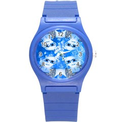 Skydivers Plastic Sport Watch (small) by icarusismartdesigns
