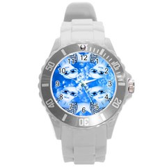 Skydivers Plastic Sport Watch (Large) by icarusismartdesigns