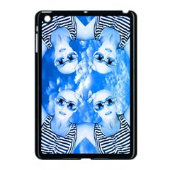 Skydivers Apple Ipad Mini Case (black) by icarusismartdesigns