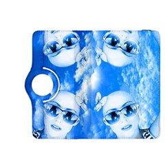 Skydivers Kindle Fire Hdx 8 9  Flip 360 Case by icarusismartdesigns
