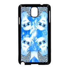 Skydivers Samsung Galaxy Note 3 Neo Hardshell Case (black) by icarusismartdesigns