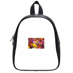 Flower School Bag (small) by habiba4true