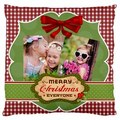 Xmas By Xmas   Standard Flano Cushion Case (two Sides)   Ryvov7qrktzf   Www Artscow Com Back