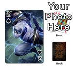 League - Playing Cards 54 Designs