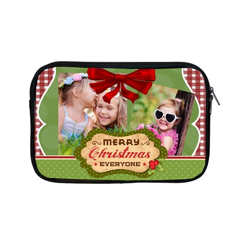 Xmas By Xmas   Apple Ipad Mini Zipper Case   9jhgewy8h91s   Www Artscow Com Front