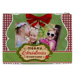 Xmas By Xmas   Cosmetic Bag (xxl)   Ku1add8lhq99   Www Artscow Com Back