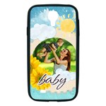 summer - Samsung Galaxy S4 I9500/ I9505 Soft Edge Hardshell Case