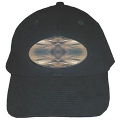 Wildlife Wild Animal Skin Art Brown Black Black Baseball Cap