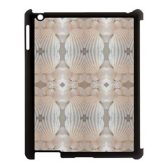 Seashells Summer Beach Love Romanticwedding  Apple Ipad 3/4 Case (black) by yoursparklingshop