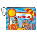 summer - Canvas Cosmetic Bag (XXL)