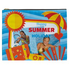 Summer By Summer Time    Cosmetic Bag (xxxl)   2wwfokkjb7pa   Www Artscow Com Front