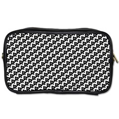 Hot Wife - Queen of Spades Motif Travel Toiletry Bag (Two Sides) by HotWifeSecrets