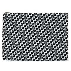 Hot Wife   Queen Of Spades Motif Cosmetic Bag (xxl) by HotWifeSecrets