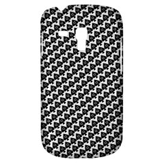 Hot Wife - Queen of Spades Motif Samsung Galaxy S3 MINI I8190 Hardshell Case by HotWifeSecrets