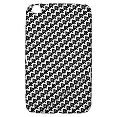 Hot Wife - Queen of Spades Motif Samsung Galaxy Tab 3 (8 ) T3100 Hardshell Case  by HotWifeSecrets