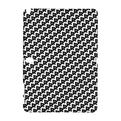 Hot Wife - Queen of Spades Motif Samsung Galaxy Note 10.1 (P600) Hardshell Case by HotWifeSecrets