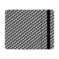Hot Wife   Queen Of Spades Motif Samsung Galaxy Tab Pro 8 4  Flip Case by HotWifeSecrets