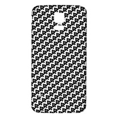 Hot Wife   Queen Of Spades Motif Samsung Galaxy S5 Back Case (white) by HotWifeSecrets