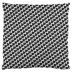 Hot Wife   Queen Of Spades Motif Standard Flano Cushion Case (two Sides) by HotWifeSecrets