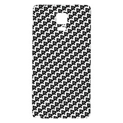 Hot Wife   Queen Of Spades Motif Samsung Note 4 Hardshell Back Case by HotWifeSecrets