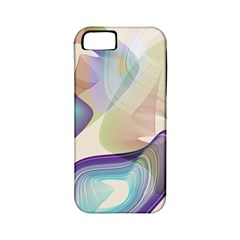 Abstract Apple iPhone 5 Classic Hardshell Case (PC+Silicone) by infloence