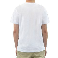 Father s Day Shirt #3 By Caroline Little   Men s T Shirt (white) (two Sided)   Qkpnayhuaji2   Www Artscow Com Back
