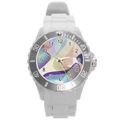 Abstract Plastic Sport Watch (large) by infloence