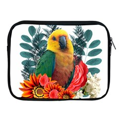 Parrot Apple Ipad Zippered Sleeve by infloence