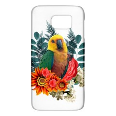Parrot Samsung Galaxy S6 Hardshell Case  by infloence