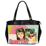 kids - Oversize Office Handbag (2 Sides)