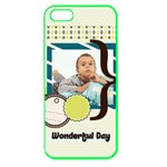 kids - Apple Seamless iPhone 5 Case (Color)