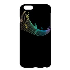 Musical Wave Apple Iphone 6 Plus Hardshell Case
