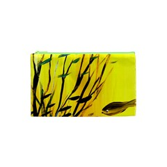Yellow Dream Cosmetic Bag (xs)