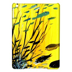 Yellow Dream Apple Ipad Air Hardshell Case by pwpmall