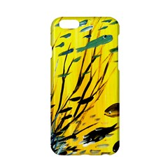 Yellow Dream Apple Iphone 6 Hardshell Case by pwpmall
