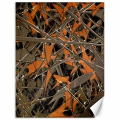 Intricate Abstract Print Canvas 18  X 24  (unframed) by dflcprints