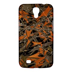 Intricate Abstract Print Samsung Galaxy Mega 6 3  I9200 Hardshell Case by dflcprints