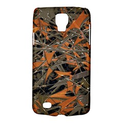 Intricate Abstract Print Samsung Galaxy S4 Active (i9295) Hardshell Case by dflcprints