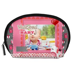 Baby By Baby   Accessory Pouch (large)   Aysa31ndm19j   Www Artscow Com Front