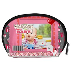 Baby By Baby   Accessory Pouch (large)   Aysa31ndm19j   Www Artscow Com Back