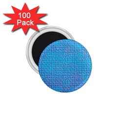 Textured Blue & Purple Abstract 1 75  Button Magnet (100 Pack) by StuffOrSomething